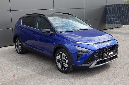 Hyundai Bayon 1,0 T-GDI Trend Line DCT Aut. bei Schirak Automobile – Das Autohaus in St. Pölten in