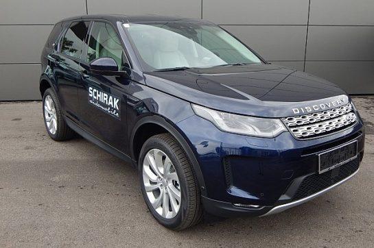 Land Rover Discovery Sport D150 4WD Aut. SE bei Schirak Automobile – Das Autohaus in St. Pölten in