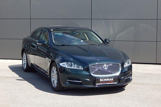 Jaguar XJ 5,0 V8 Premium Luxury bei Schirak Automobile – Das Autohaus in St. Pölten in
