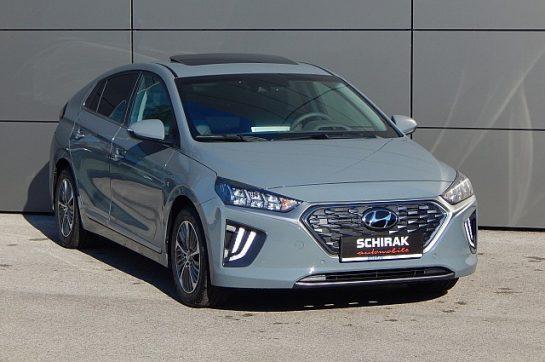 Hyundai Ioniq 1,6 GDi Plug-In PHEV Level 6 DCT Aut. bei Schirak Automobile – Das Autohaus in St. Pölten in