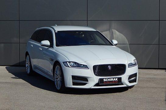 Jaguar XF Sportbrake 25t R-Sport Aut. bei Schirak Automobile – Das Autohaus in St. Pölten in